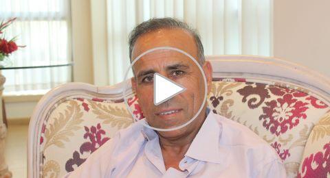 منصور دهامشة لبكرا: غانتس سيفضل حكومة الأقلية بالإعتماد على المشتركة!