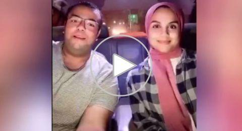 انتشار واسع لـ أنشودة في مدح الرسول بين فتاة مسلمة وشاب مسيحي