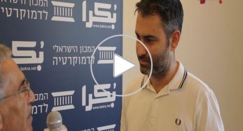 ميكي غيتسين: لا يمكن فصل العنف عن بقية الأمور في المجتمع العربي