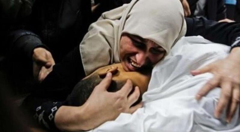24 شهيدًا حتى الساعة في غزة بينهم أطفال ونساء