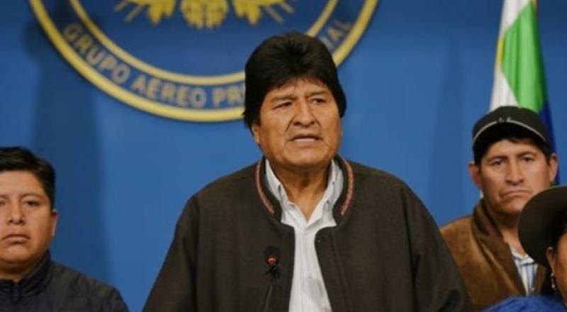 الرئيس البوليفي يؤكد الاستمرار بالدفاع عن مصالح بلاده