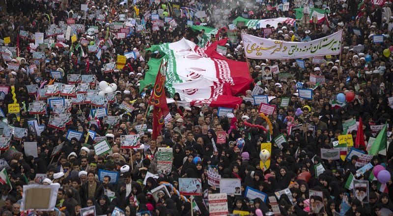ارتفاع قتلى احتجاجات إيران إلى 3 أشخاص
