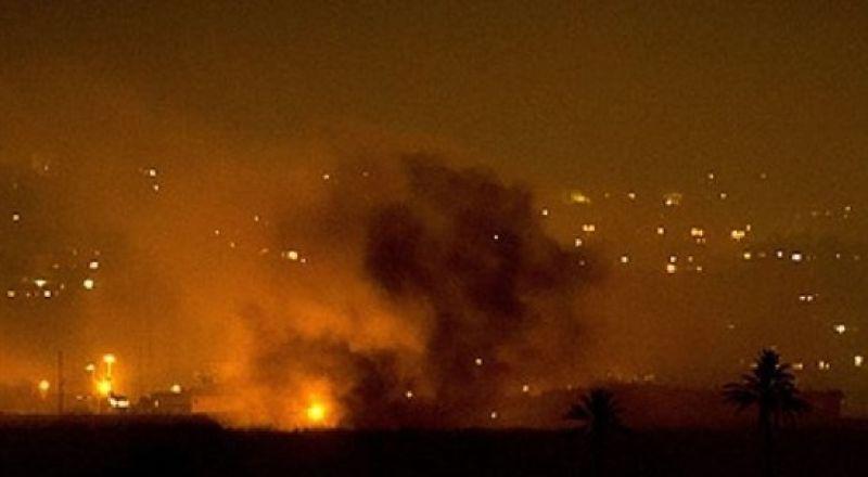 ستة شهداء بينهم امرأتين وطفل بقصف إسرائيلي لمنزل في دير البلح