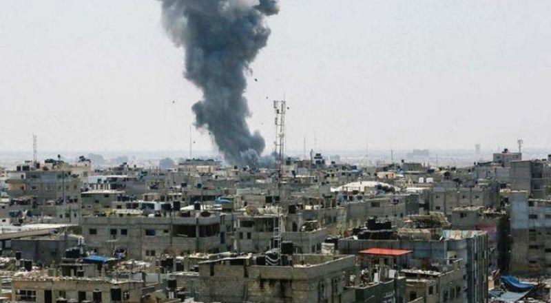 تجدد القصف الإسرائيلي لقطاع غزة وصافرات الإنذار تدوي بمناطق الغلاف