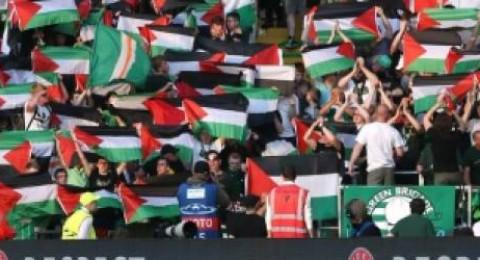 ما هو سر تضامن جمهور سلتيك الدائم مع فلسطين؟