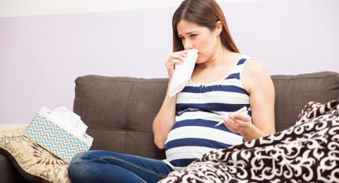 طرق علاج الزكام للحامل في الشهر الرابع