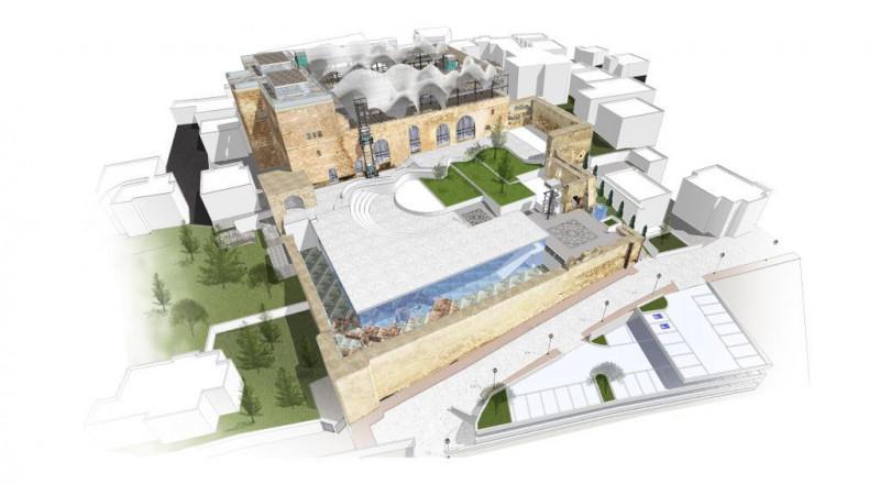 بلدية شفاعمرو تخصّص ميزانية 12 مليون شاقل لترميم قلعة الظاهر عمر