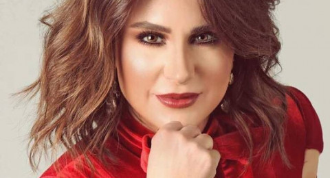 هل تعرضت ديمة قندلفت للإصابة بشظايا قذائف في دمشق؟