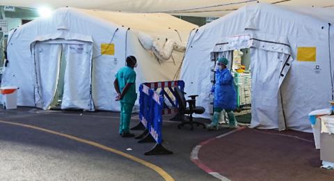 217 إصابة جديدة  و 279 ألف عربي بحاجة لتلقي التطعيم