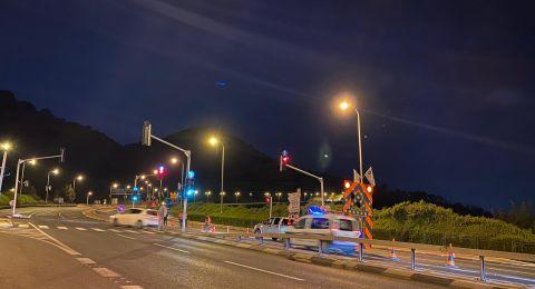 الأحد مساءً: النفق باتجاة الناصرة مغلق