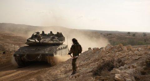 الجيش الإسرائيلي يصيب مهربا بالرصاص على الحدود المصرية