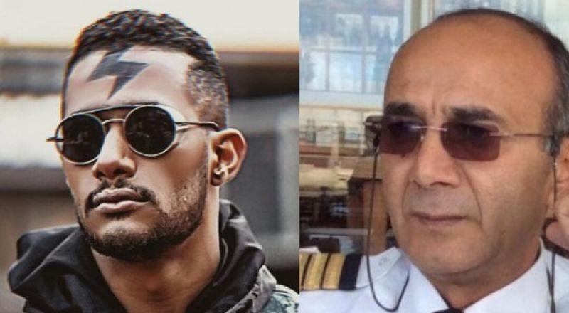 ماذا رد الطيار المفصول على محمد رمضان بعد قضية التعويض