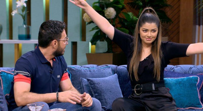 بسبب آخر ظهور لهما.. أحمد زاهر وابنته ليلى يتعرضوا للانتقاد اللاذع