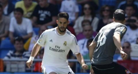 ريال مدريد ينهي مشواره في الدوري بثلاثية في شباك اسبانيول