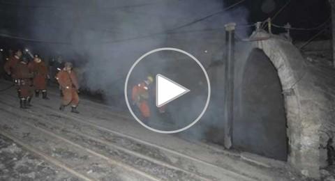 تركيا: مصرع 20 عامل وإصابة آخرين بإنفجار منجم فحم