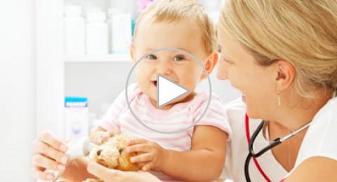 كيف تكونين طبيبة طفلك؟.. فقط اتبعي هذه النصائح