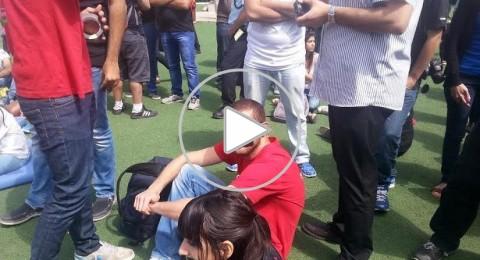 جامعة حيفا تجمد عمل الجبهة الطلابية عقب فعالية النكبة