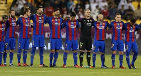 السعودية تحظر ارتداء قميص برشلونة