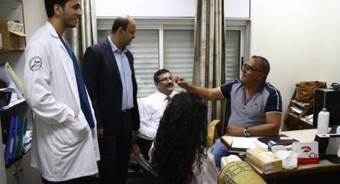 بمبادرة د. يوسف نصار، حملة تبرع بعمليات جراحية تجميلية لمرضى من الضفة الغربية