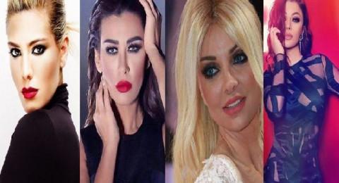 الفنانة اللبنانية الأكثر اثارة للجدل!