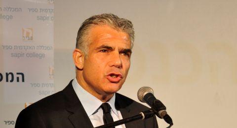 وزير الخارجية الإسرائيلي: الظروف غير مواتية لتحقيق حل الدولتين
