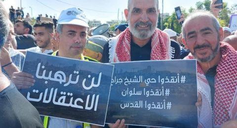 غدًا قرار محكمة الصلح في القدس حول تمديد اعتقال القيادي محمد أسعد كناعنة