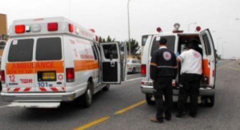 عرعرة النقب: اصابة شخص (22 عاما) بعيار ناري