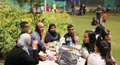 كفرقرع: منتزه الحوارنة يشهد انطلاق فعاليات صيف ممتع لجيل مبدع 2021