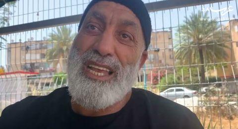 والد الشهيد موسى حسونة: تلقيت تهديدات بالقتل! .. والنائب أيمن عودة يحوّل القضية لوزير الأمن الداخلي
