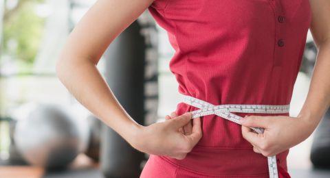 طريقة مستخدمة لتخفيض الوزن