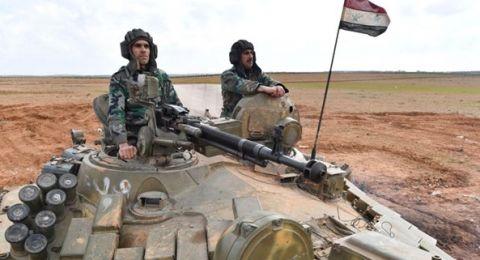 الجيش السوري يستعيد السيطرة على بلدة الهبيط الاستراتيجية بريف إدلب