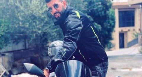 مصرع الشاب معاذ غانم من ساجور بانزلاق دراجة نارية قرب المغار