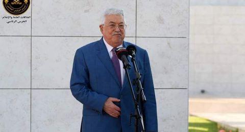عباس عقب صلاة عيد الأضحى: لن نسمح لأحد أن يخرجنا من أرضنا