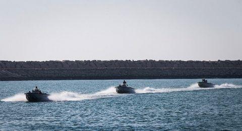 طهران تحذر القوات الأجنبية في الخليج