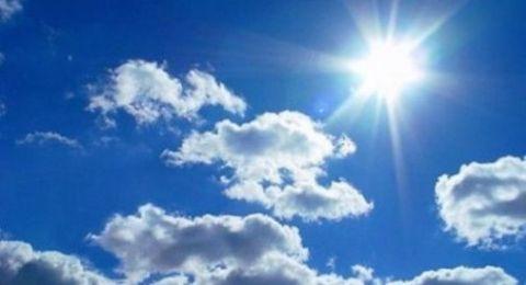 حالة الطقس :استمرار الاجواء الحارة