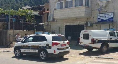 شجار على خلفية عائلية في بيت جن واعتقال مشتبه (30 عاما)
