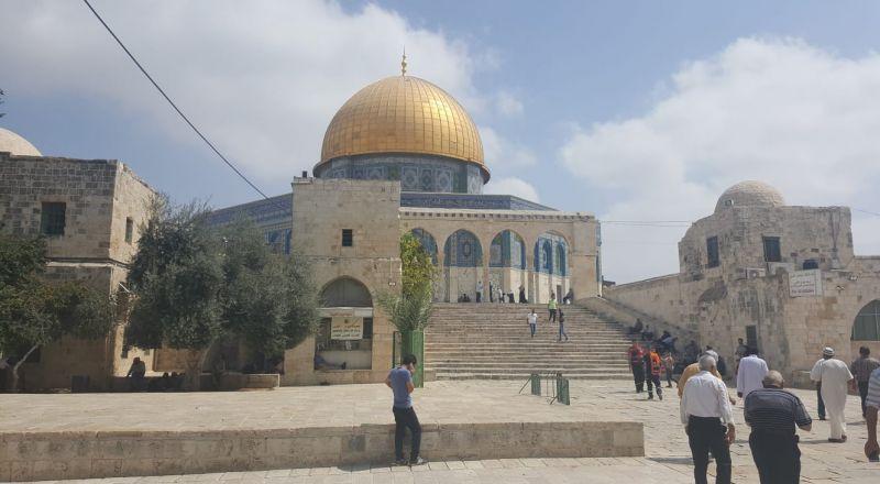 الشيخ عكرمة صبري يطالب المسلمين بتحمل مسؤولياتهم تجاه القدس والاقصى