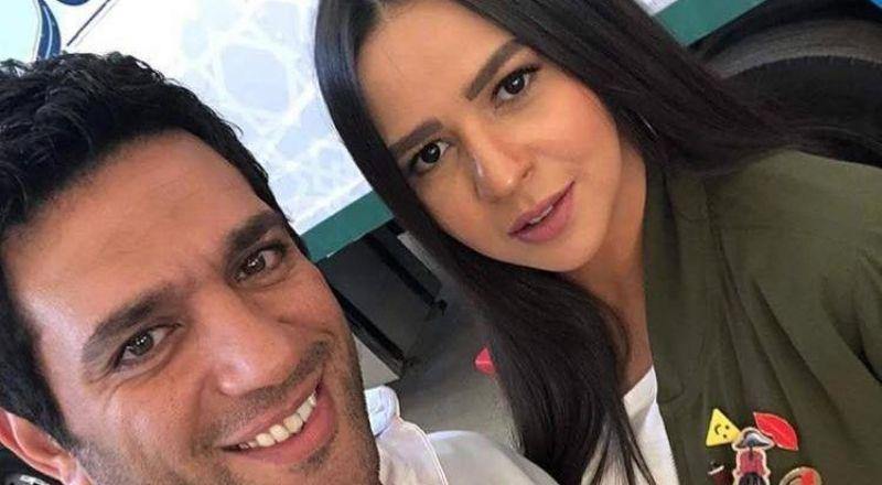 لماذا طلبت إيمي سمير غانم الطلاق من حسن الرداد ؟