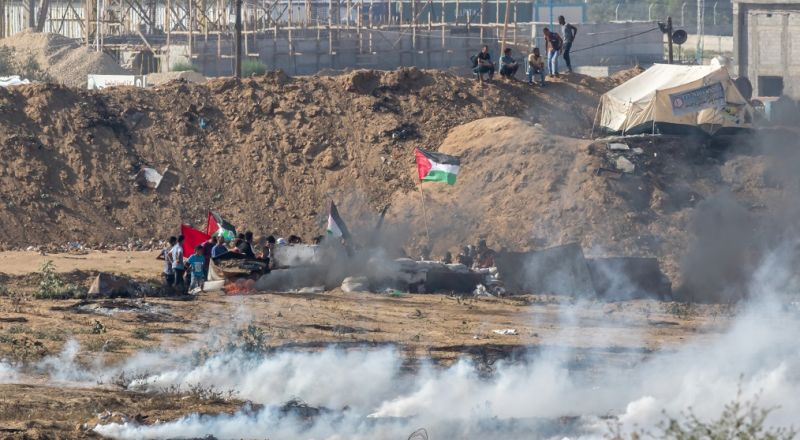 استشهاد فلسطيني برصاص الجيش الإسرائيلي في أول أيام عيد الأضحى