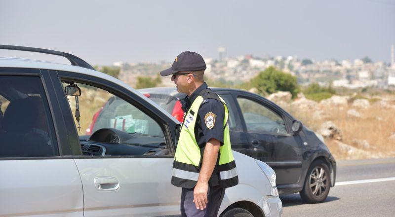 81 مخالفة تجاوز خطرة سجلت نهاية الإسبوع في شوارع الضفة