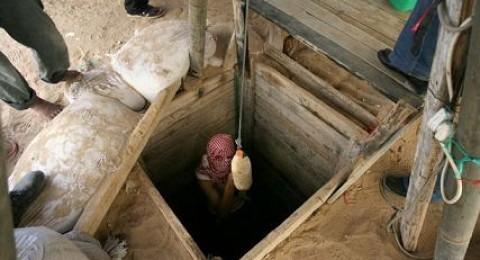 غزة: الانهيار يتهدد سوق عمل الأنفاق الحدودية
