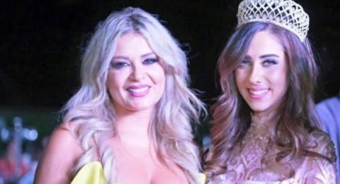 يارا أبو كروم ملكة جمال الشوف 2016