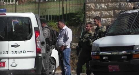 الاحتلال يعتقل شابين قرب الحرم الإبراهيمي بالخليل