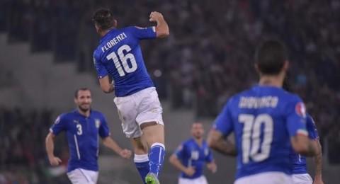 إيطاليا تصطحب كرواتيا إلى يورو 2016 بعد أن أزاحت النرويج من طريقها