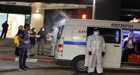 الصحة الفلسطينية: 4 حالات وفاة و516 إصابة جديدة