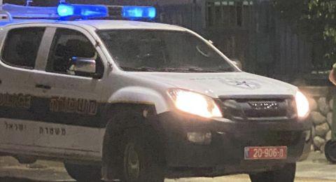 طمرة: إصابة رجل بإطلاق نار واعتقال المشتبه فورًا