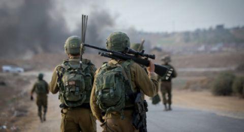 إصابة جنديين إسرائيليين واعتقال شاب باقتحام