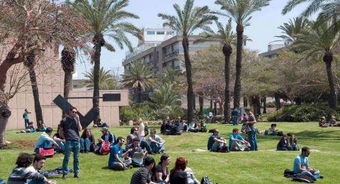 جامعة تل أبيب: ستتواصل برامج تدعيم الطلاب العرب حتى في فترة الإغلاق