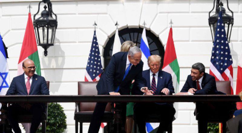الحكومة الإسرائيلية تصوت على اتفاقيات السلام