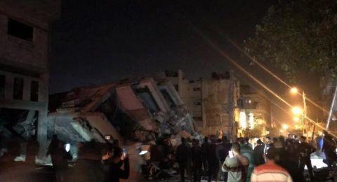 إسرائيل توسع عدوانها على غزة والمقاومة ترد بأكثر من 300 صاروخ